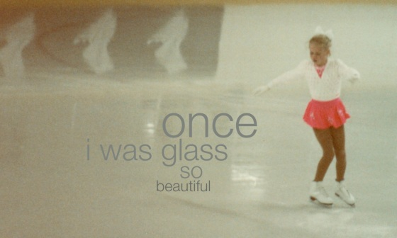 once i was glass so beautiful (willans)
